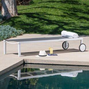 Ebern Designs Ryland Reclining Chaise Lounge