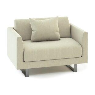 Fizz Mellini Patio Chair by Seasonal Living