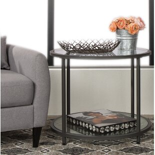 Compare Camber End Table By Studio Designs HOME