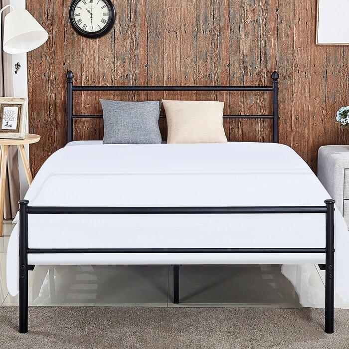 Red Barrel Studio Siobhan Bed Frame & Reviews | Wayfair.ca