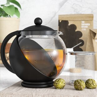 Litchfield 1.25-qt. Glass Teapot