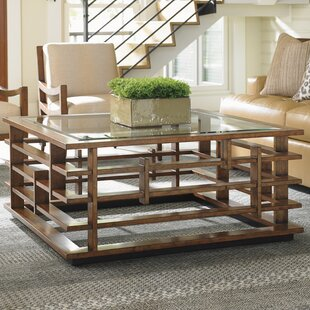 Affordable Island Fusion Nobu Coffee Table by Tommy Bahama Home
