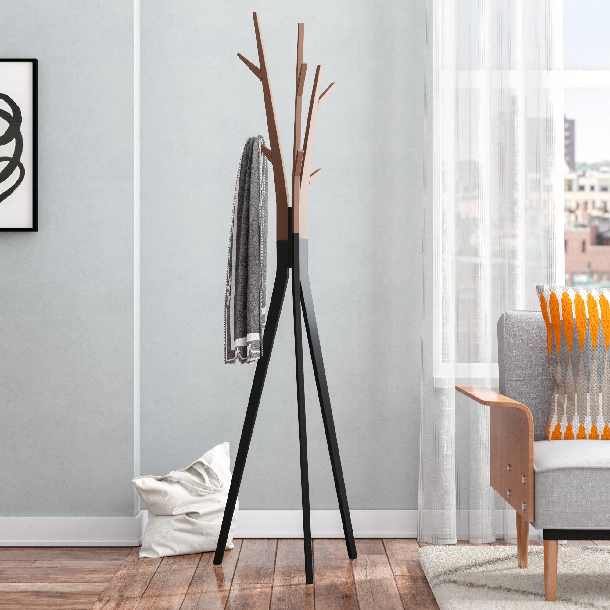 Freestanding Coat Racks You'll Love in 2020 | Wayfair
