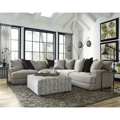 Laurel Foundry Modern Farmhouse Arcelia Sectional Reviews
