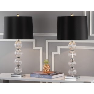 Willa Arlo Interiors Osya Table Lamp (Set of 2)