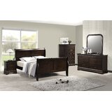 Charo Standard 5 Piece Bedroom Set by Darby Home Co