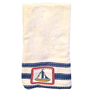 Sail Away 100% Cotton Hand Towel (Set of 4)