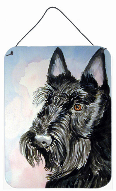 Caroline S Treasures Scottish Terrier By Lyn Cook Painting