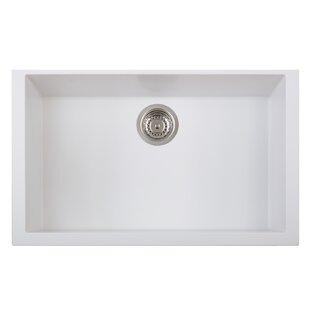 LaToscana One Series Single Basin Undermount Version Kitchen Sink