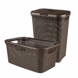 Laundry Basket Set By Curver UK Ltd