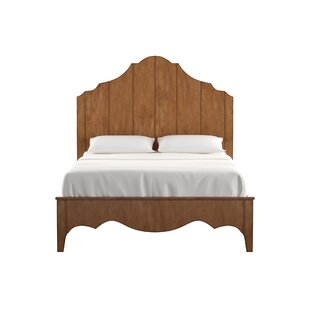 Betts Scalloped Platform Storage Bed