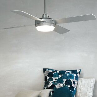 122cm Altitude Eco Ceiling Fan with Remote Control by Lucci Air