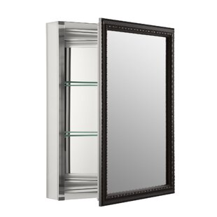 20 X 26 Wall Mount Mirrored Medicine Cabinet With Door