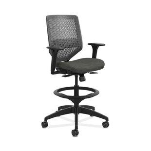 HON Solve Mesh Drafting Chair