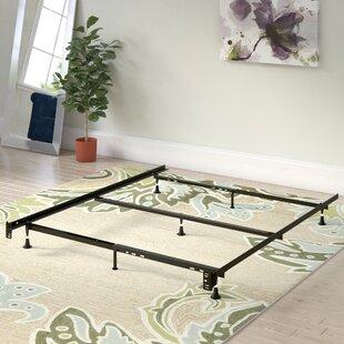 Symple Stuff Dade Metal Bed Frame