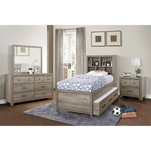 Kareem 3 Drawer Nightstand by Isabelle amp Max