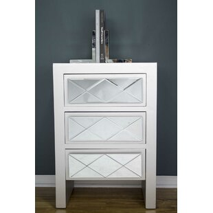 Laraine 3 Drawer Accent Chest ..