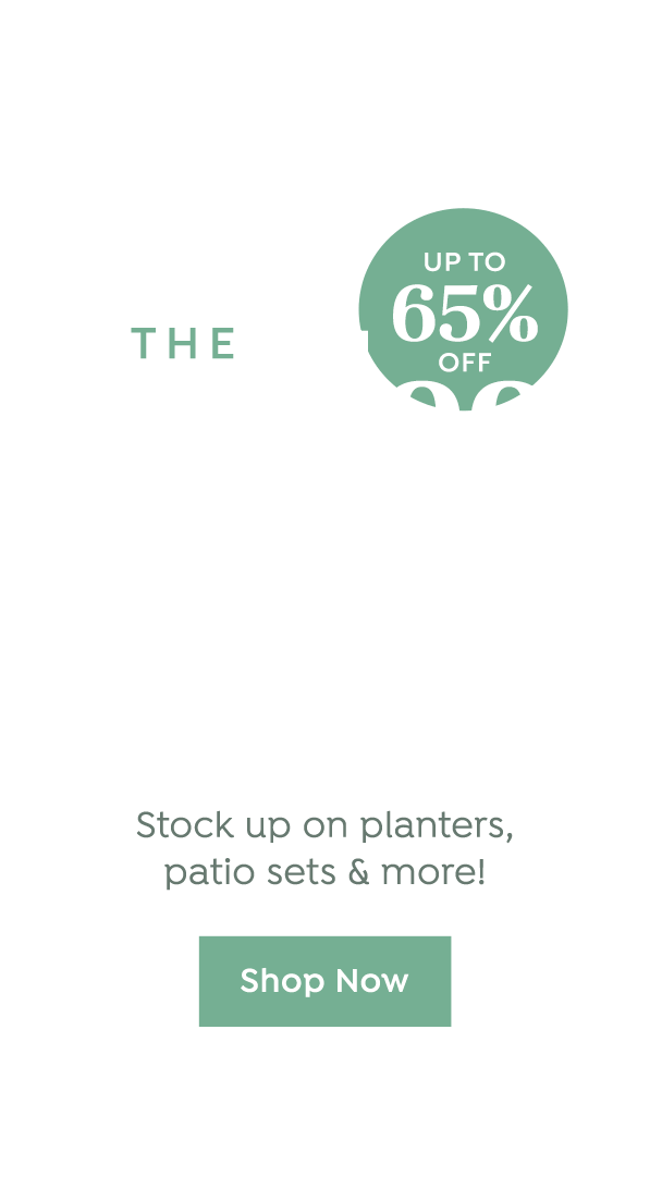 The Outdoor Kickoff Sale