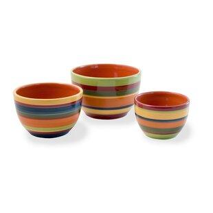 Hounslow 3 Piece Serving Bowl Set