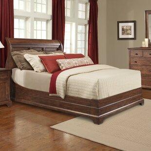 Cresent Furniture Retreat Cherry Panel Bed