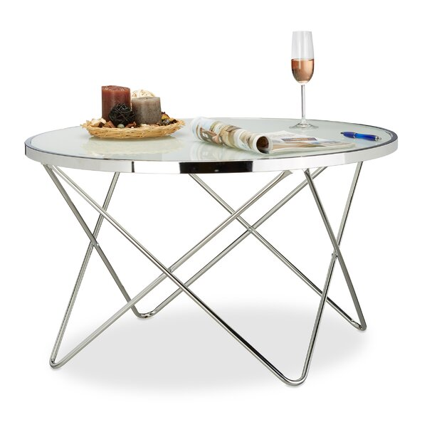 Frosted Glass Side Table | Wayfair.co.uk