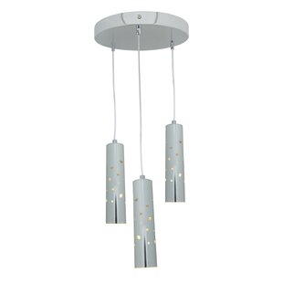 Philus 3-Light Pendant by Wrought Studio