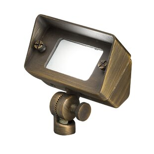 Inexpensive 1-Light Flood Light By Kichler
