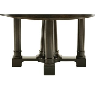 Sutton House Drop Leaf Solid Wood Dining Table by Bernhardt