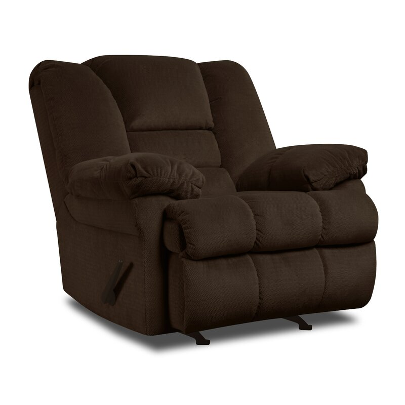 Mendes Manual Rocker Recliner by Simmons Upholstery  sc 1 st  Wayfair & Darby Home Co Mendes Manual Rocker Recliner by Simmons Upholstery ... islam-shia.org