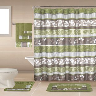 Etonnant Barmore Shower Curtain Set