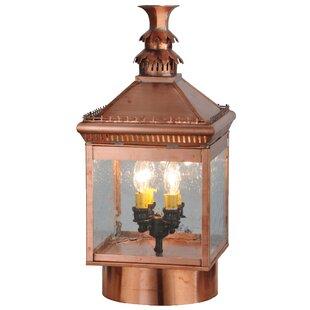 Locke 4-Light Lantern Head by Meyda Tiffany