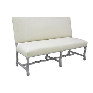 Montage Home Collection Toscana Upholstered Bench