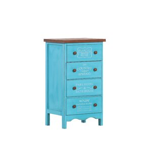 Childs 4 Drawer Chest By Brambly Cottage