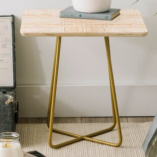 Find the perfect Holli Zollinger Esprit Square End Table by East Urban Home