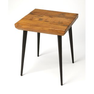 Reviews Rush End Table By Union Rustic