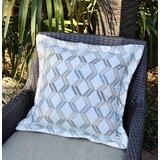 Sunapee Indoor / Outdoor Geometric Throw Pillow