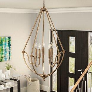Price Check Ellis 5-Light Chandelier By Zipcode Design