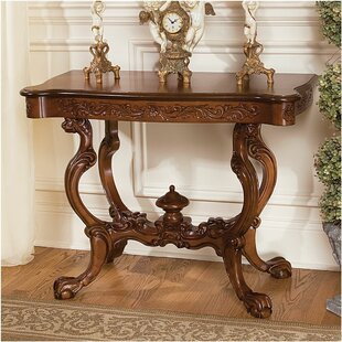 Design Toscano Topsham Manor Console Table