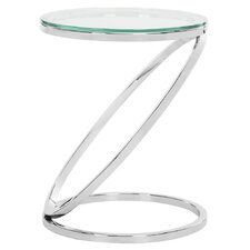 Zena End Table by Wade Logan