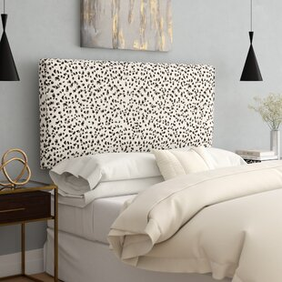 Brett Upholstered Classic Panel Headboard by Willa Arlo Interiors
