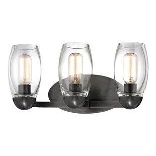 Brayden Studio Dillan 3-Light Vanity Light