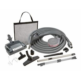Combination Carpet and Bare Floor Electric Direct Connect Vacuum Attachment Kit by Broan