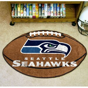 NFL   Seattle Seahawks Football Mat