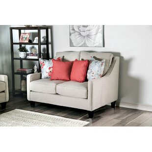 Check Prices Boyette Loveseat by Canora Grey Reviews (2019) & Buyer's Guide