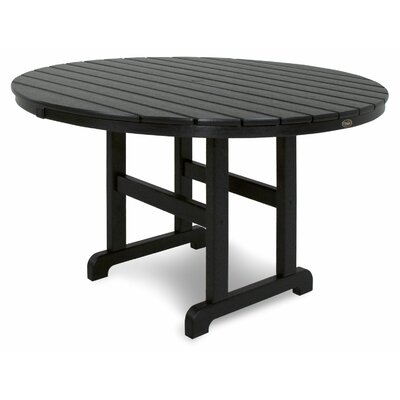 Monterey Bay Round 29 Inch Table by Trex Outdoor Savings