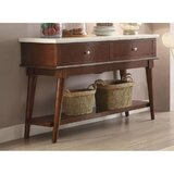 Norsworthy 51 Solid Wood Console Table by Corrigan Studio®