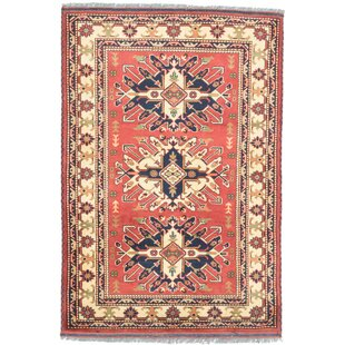 One Of A Kind Bunkerville Hand Knotted Brown Area Rug