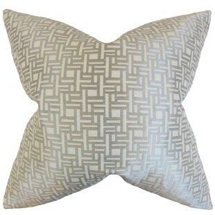 Daphnis Geometric Throw Pillow