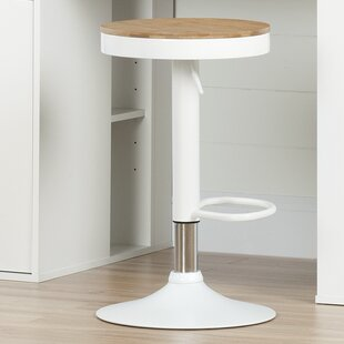 Crea Accent Stool by South Shore Cheap