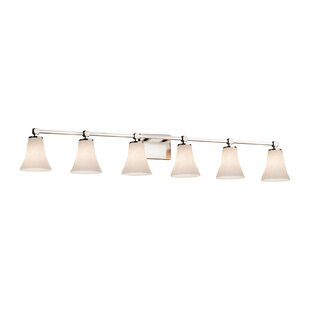 Brayden Studio Jacinto Contemporary 6-Light Vanity Light